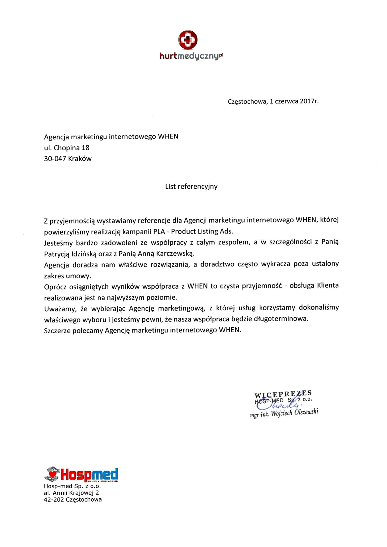 Hosp-med Sp. z o.o. (hurtmedyczny.pl)
